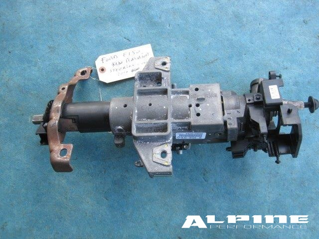Origianal Ford F150 Platinum Floor Shift Steering Column