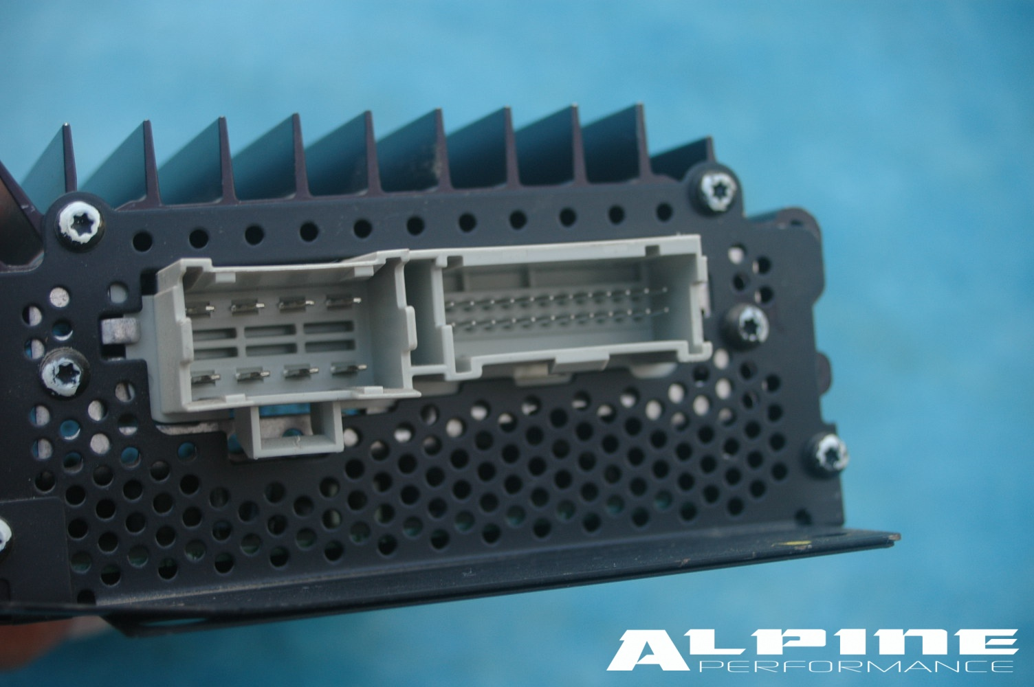 Chevrolet Cadillac Radio Amplifier