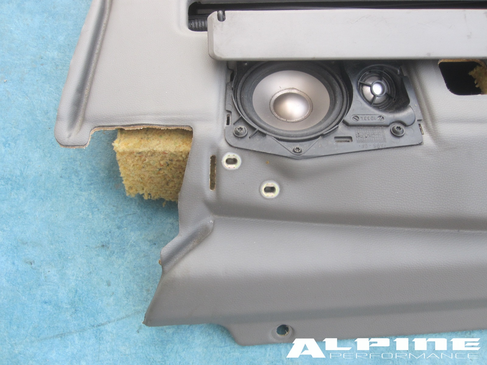 Origianal Bmw 745i 7 Series E65 E66 Rear Sun Shade Deck