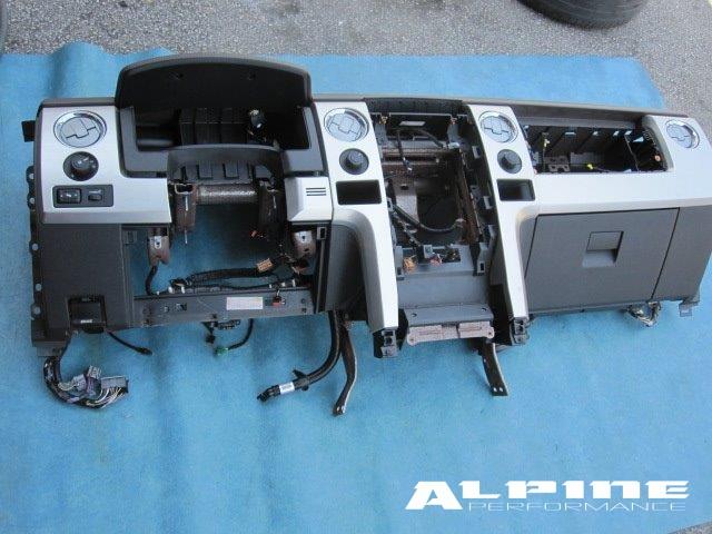 2010 F150 Platinum >> Origianal Ford F150 Platinum Lariat Xlt dashboard - OEM parts