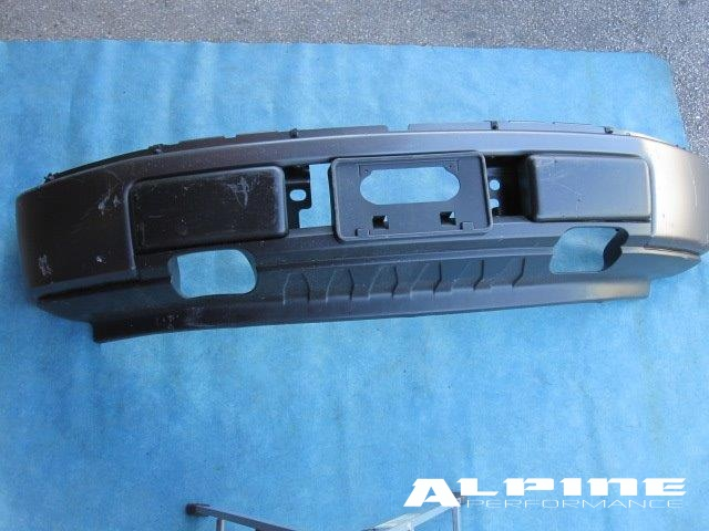 Ford F Front Bumper Cover