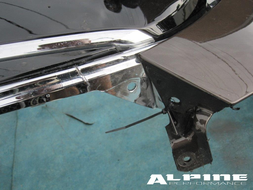 Origianal Tesla Model S Front Bumper Cover Oem Parts