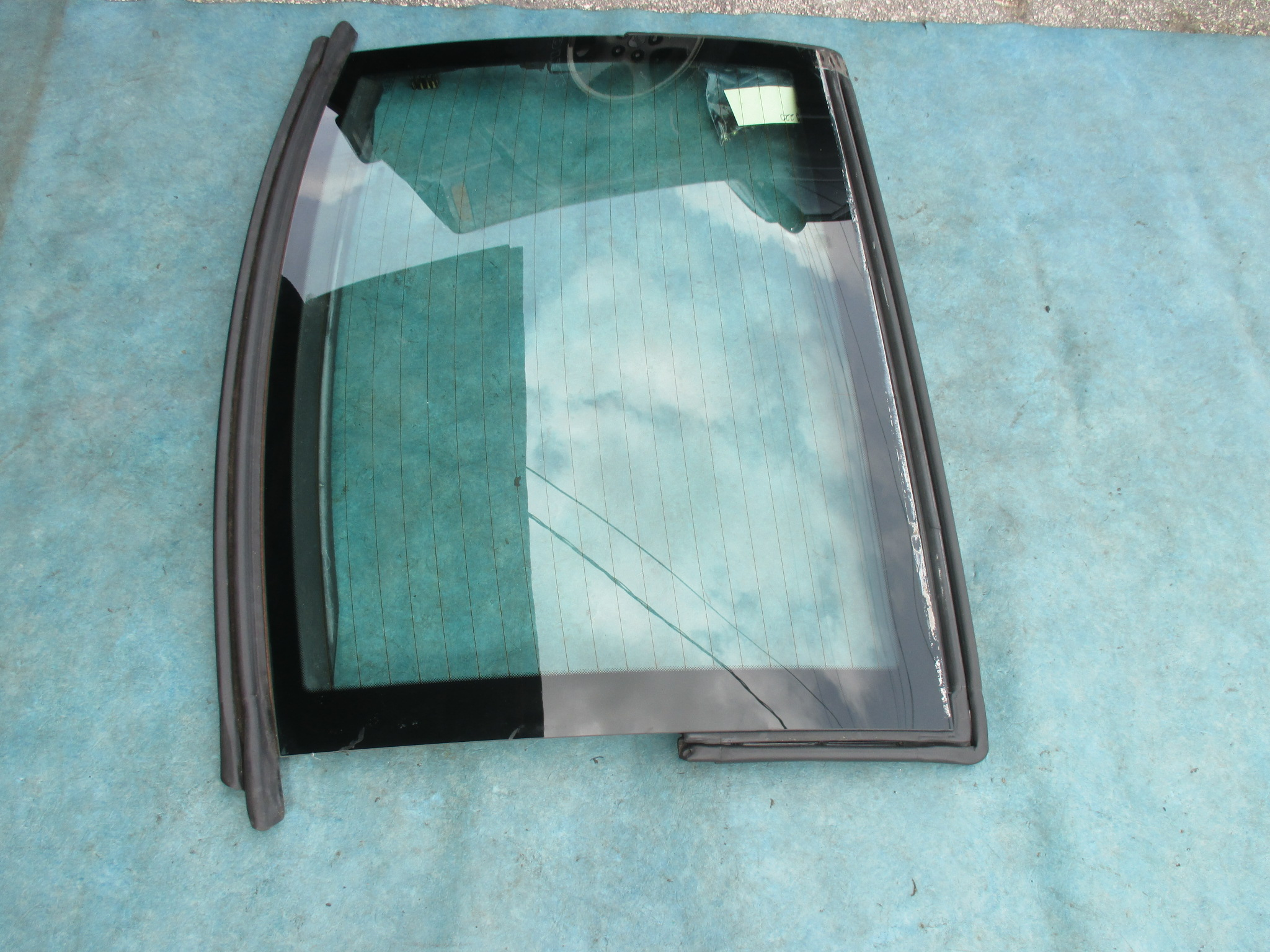 Mercedes Parts Center >> Origianal Mercedes Benz SL500 Sl55 Sl550 rear window back glass - OEM parts