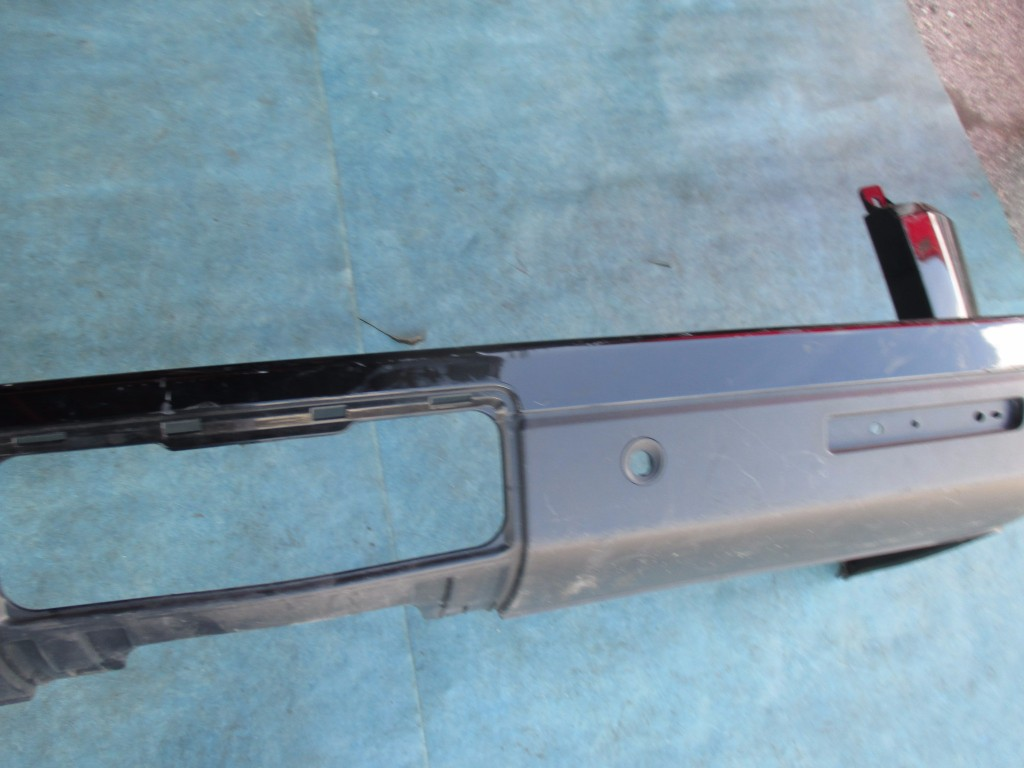 Discount Toyota Parts >> Origianal Range Rover Land Rover Discovery rear bumper cover - OEM parts