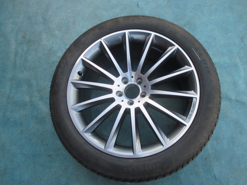 Origianal 21 Quot Mercedes Gls Gls550 Gls63 Gl Amg Spare Wheel
