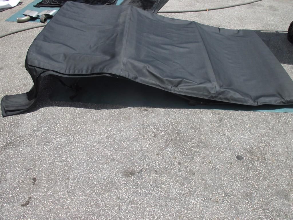Origianal Jeep Wrangler 4 Door Soft Top Roof Oem Parts