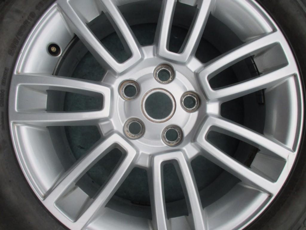 Origianal 19 Quot Range Rover Full Size Spare Wheel Rim Tire Oem Parts