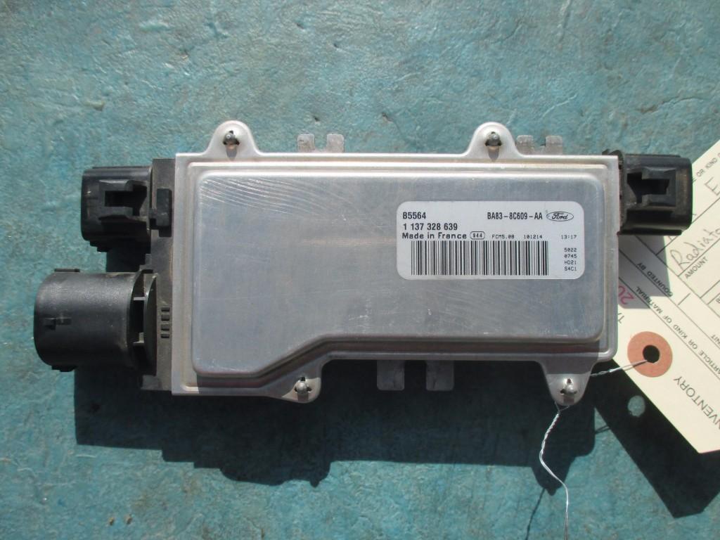 Origianal Ford Explorer Radiator Fan Cooling Module Relay