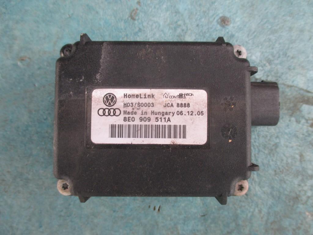 Origianal Audi A Quattro S A Q Homelink Control Module OEM Parts - Audi homelink