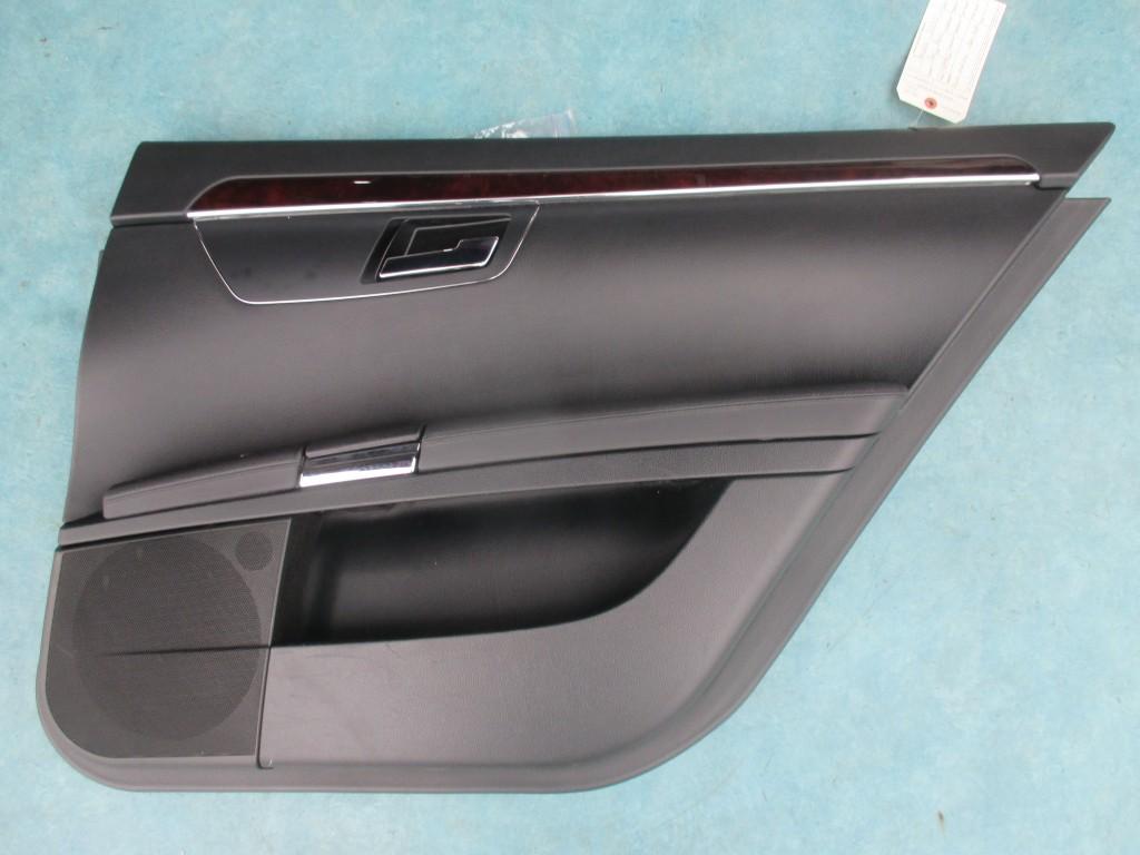 Origianal Mercedes Benz S Class S550 Rear Right Passenger