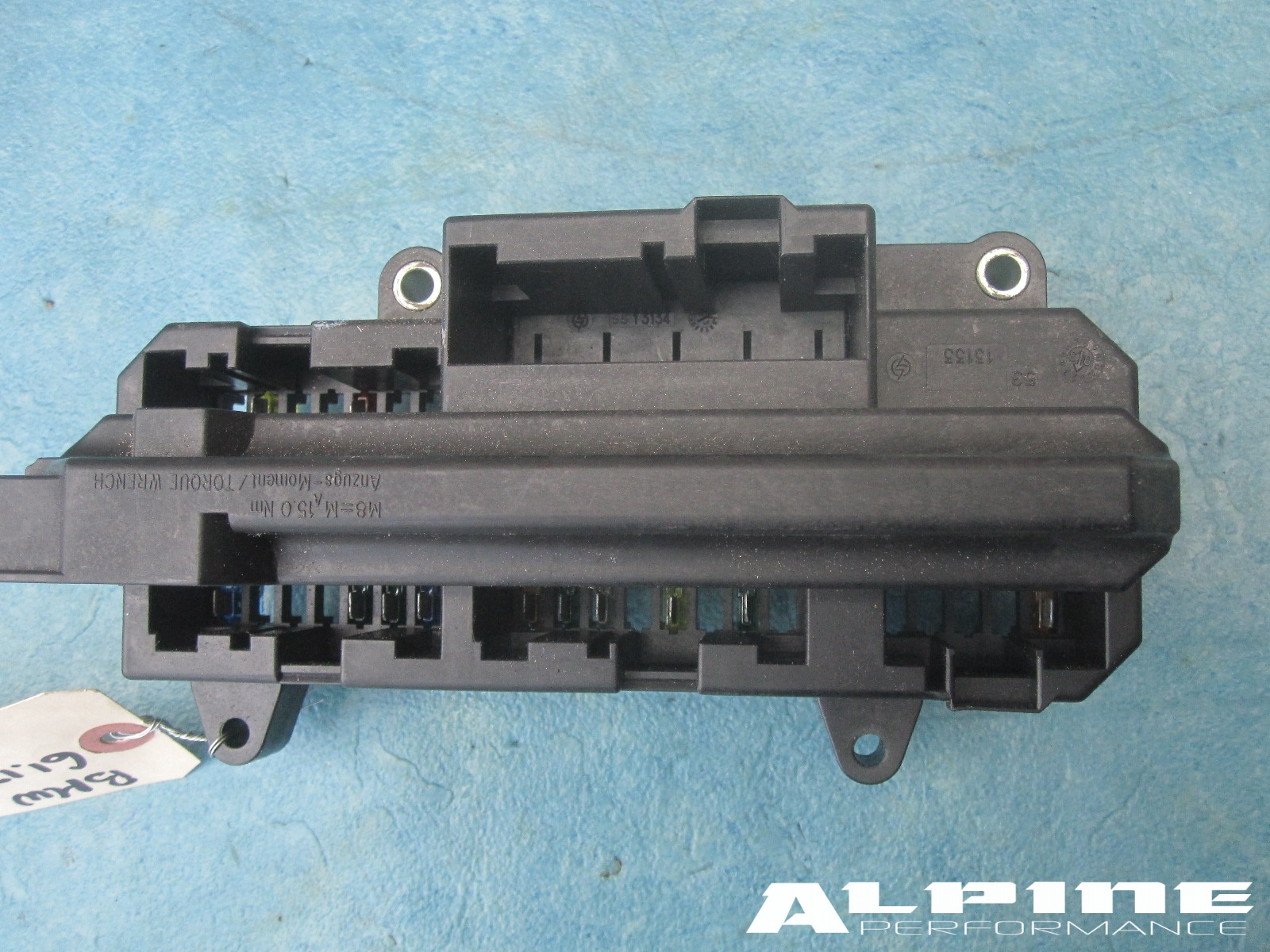 Origianal Bmw Power Distribution Fuse Box Trunk E65 E66 745i 750i B7 745li 750li 3500 1 In Stock