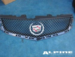 Cadillac ctsv cts-v front grill grille
