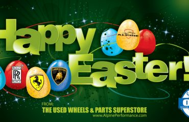 Happy Easter Easter Bunny Performance Ferrari Bentley Rolls Royce Lamborghini Bugatti Maserati Performance automotive supercar