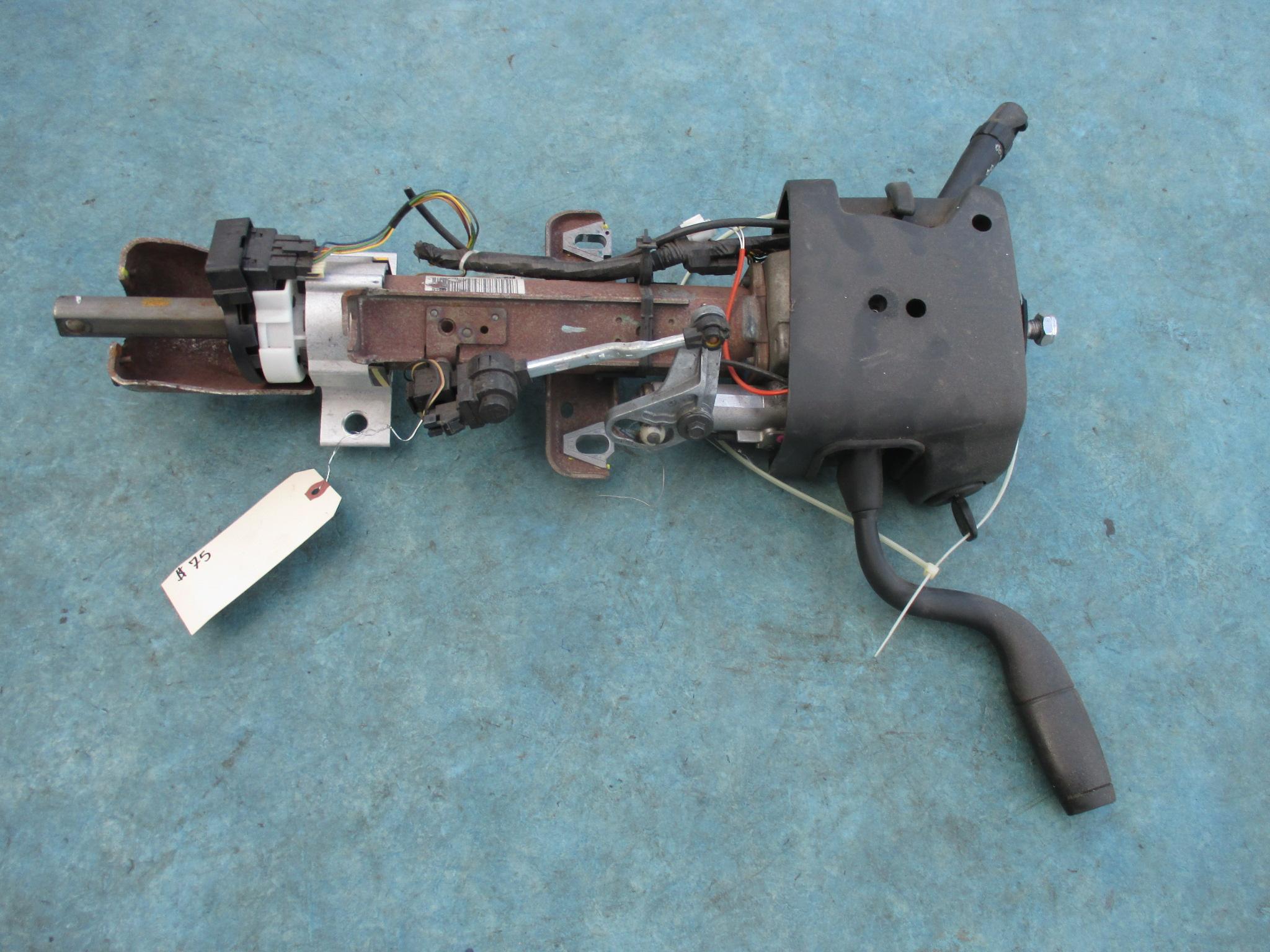 Origianal Chevy Suburban steering column key - OEM parts