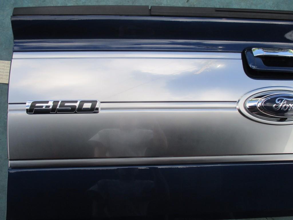 Ford F150 Tailgate >> Origianal Ford F150 Platinum tailgate tail gate camera step assist - OEM parts