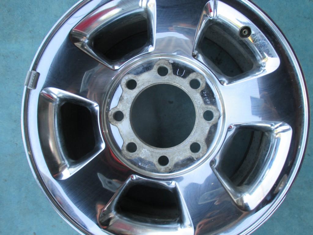"Custom Wheel Offset >> Origianal 17"" Dodge Ram 1500 2500 3500 8 lug wheel rim - OEM parts"
